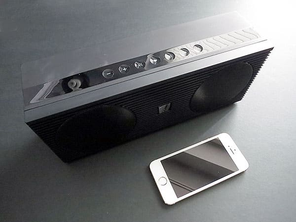 Review: Soundfreaq Double Spot SFQ-09 Wireless Speaker