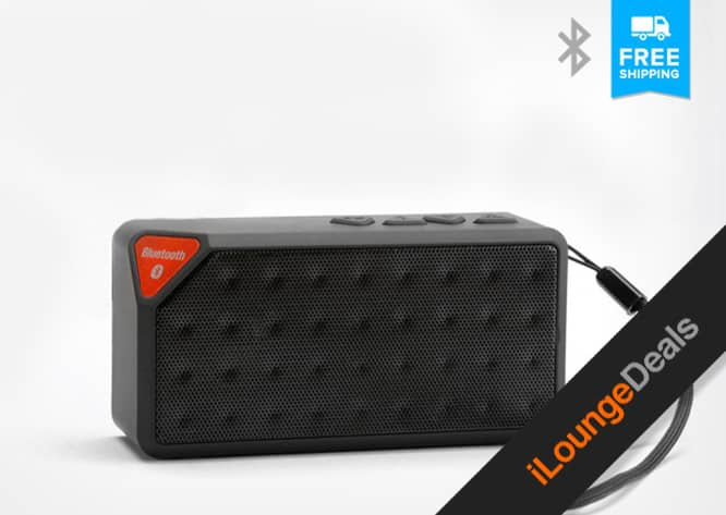 Daily Deal: Get the Icon Bluetooth Speaker for only $19.99