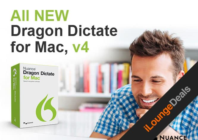 Daily Deal: Get Dragon Dictate for Mac for 50% off