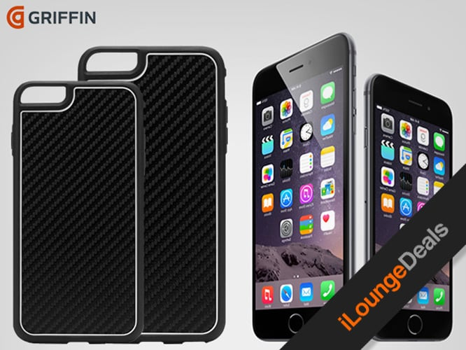 Daily Deal: Get a Griffin iPhone 6 Identity Case & Screen Protector, $29.98