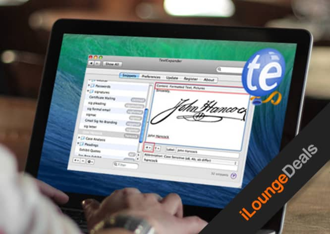 Daily Deal: Get TextExpander 4 for 50% off