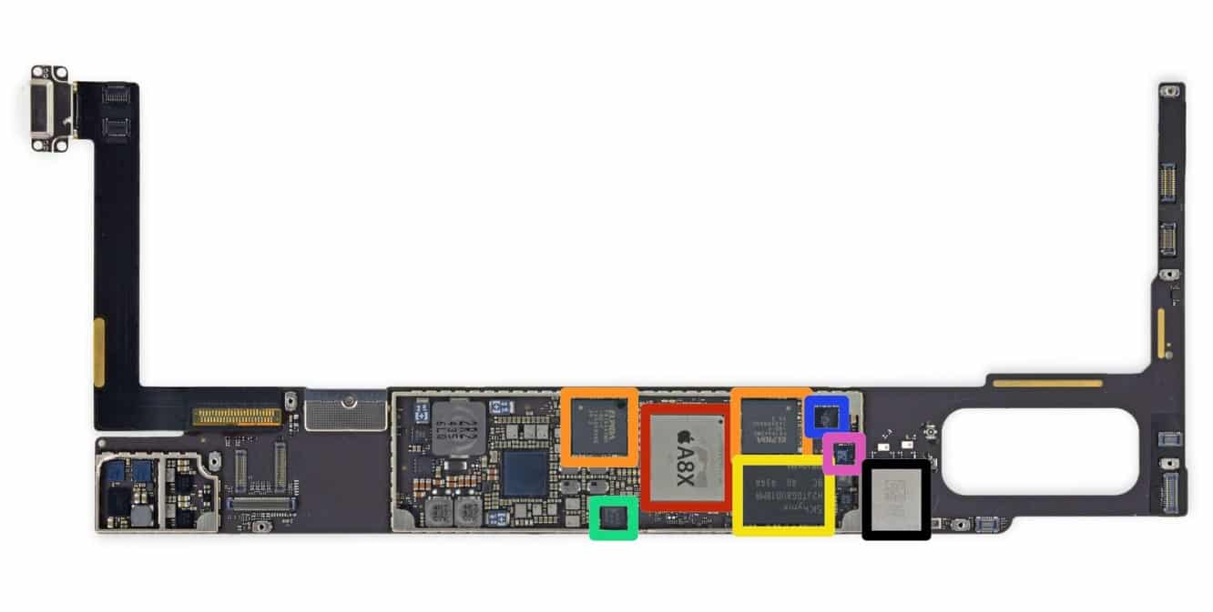 iPad Air 2 includes NFC chip, but likely won't be used (Updated)