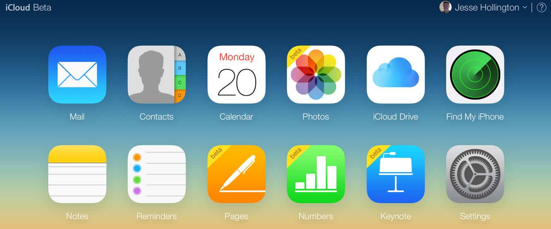 Apple launches iCloud Photos Beta Web Client