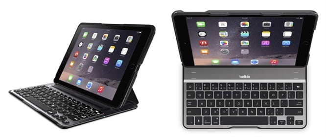 Belkin announces QODE keyboards for iPad Air 2