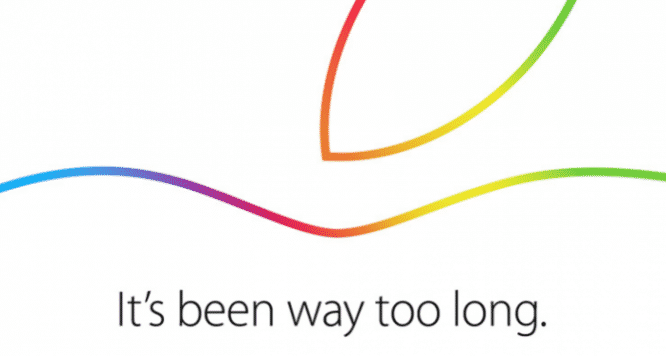 Apple sends out invites for Oct. 16 event
