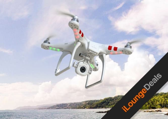 Daily Deal: Get the DJI Phantom FC40 Drone for only $499