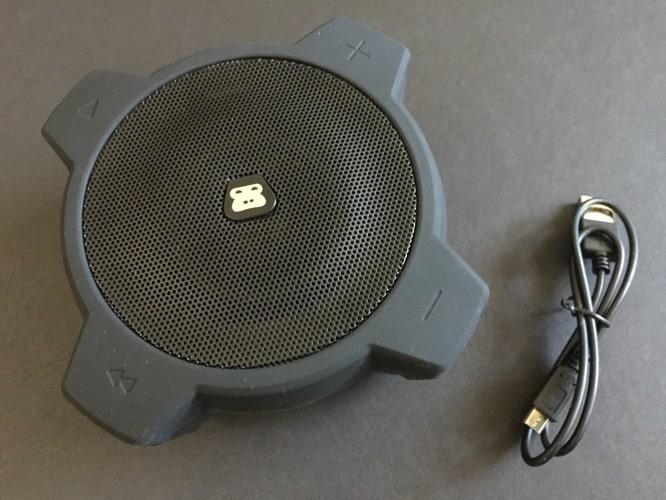 Review: G-Project G-Drop Waterproof Wireless Speaker