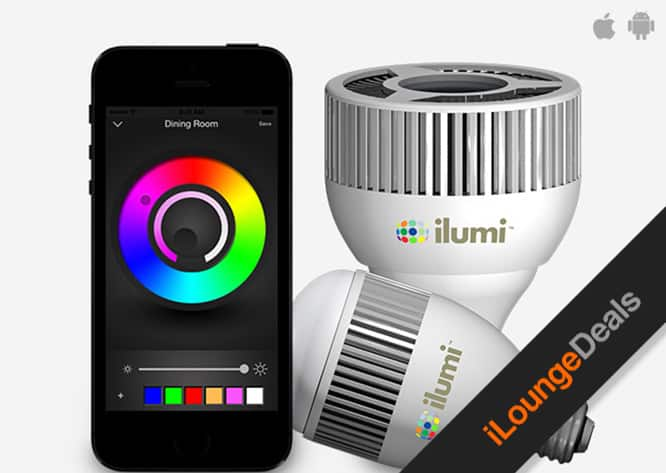 Daily Deal: Get the ilumi LED Smartbulb for only $79