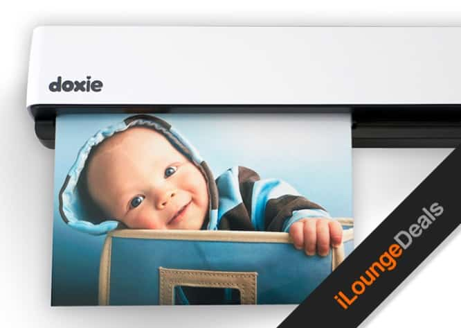 Daily Deal: Go paperless with the Doxie Go Portable Scanner for only $139