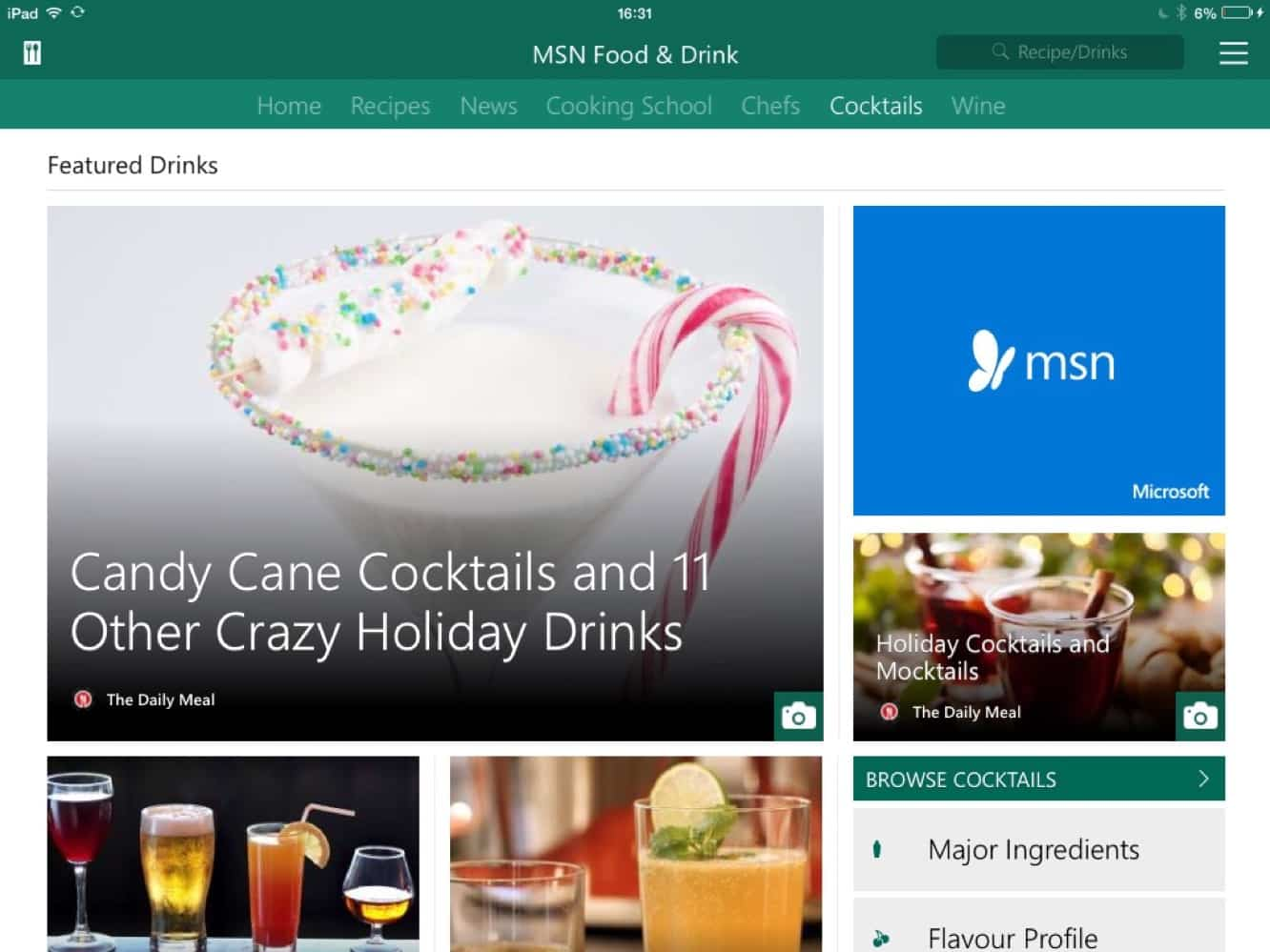 Apps of the Week: Microsoft's MSN apps