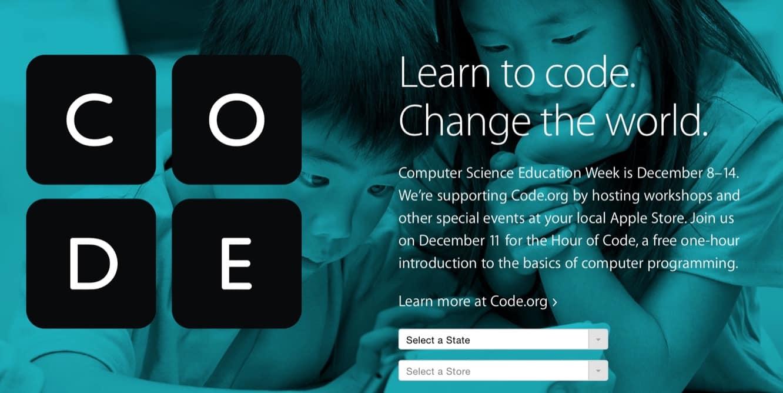 Apple to offer free programming workshops