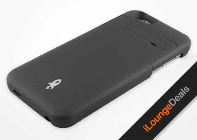 Daily Deal: Afterburner iPhone 6 Battery Case, $40