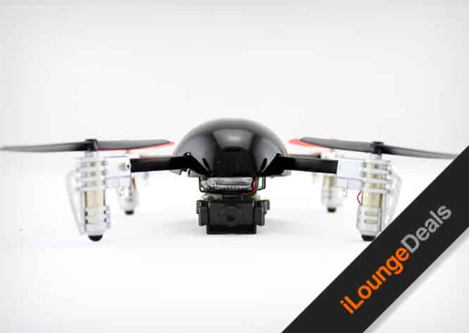 Daily Deal: Save 45% on The Top Drone of 2014 – The Extreme Micro Drone 2.0
