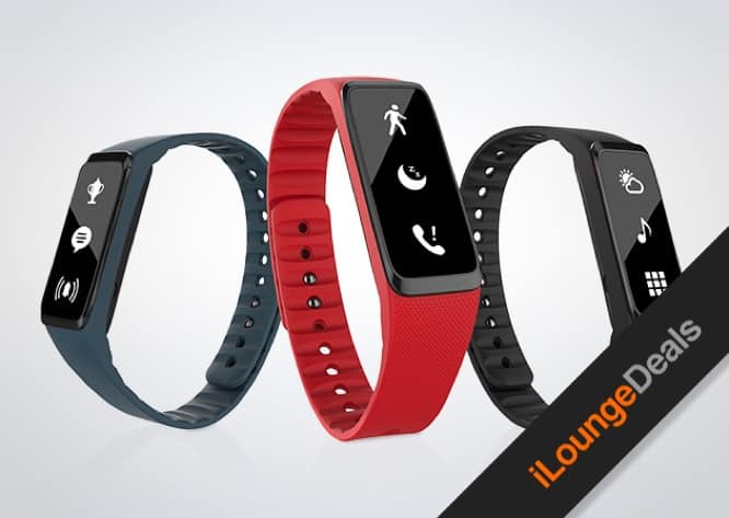 Daily Deal: Striiv Fusion Smartwatch & Fitness Tracker, $54.99