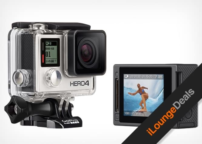 Daily Deal: The GoPro Hero4 Black Giveaway