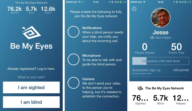 Be My Eyes, GoodReader 4.8, MacID, Multifly + more
