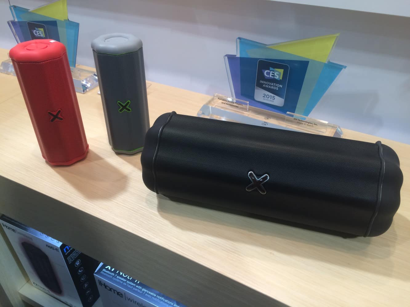 CES 2015: Day One