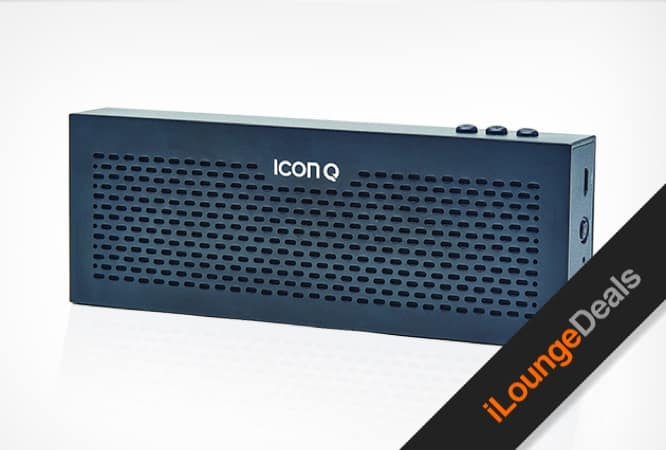 Daily Deal: Save 25% on the NFC compatible IconQ speaker