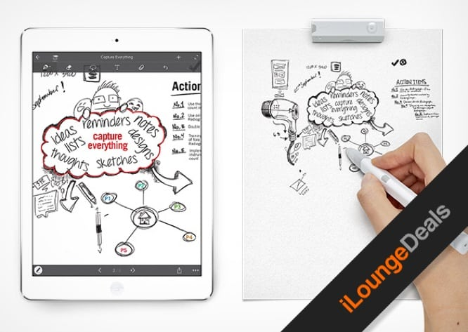 Daily Deal: Turn handwritten notes into editable digital copies with the incredible Equil Smartpen