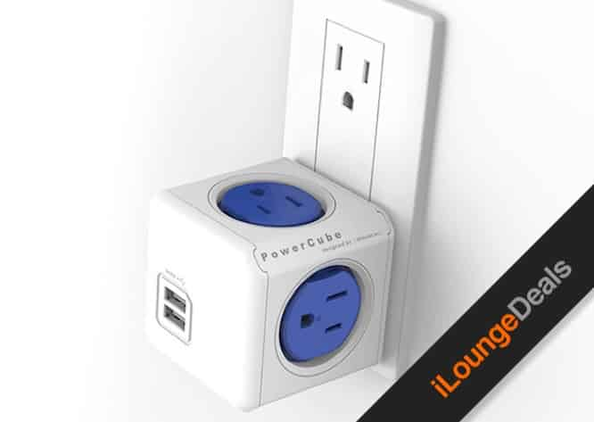 Daily Deal: Save 10% on the PowerCube Outlet Expander