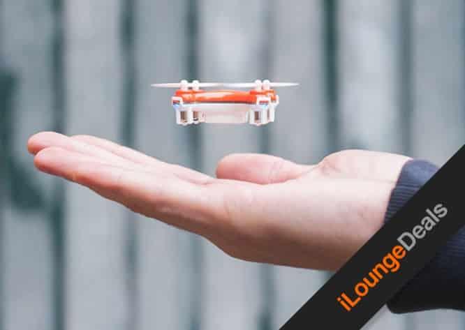 Daily Deal: Meet The SKEYE Nano Drone