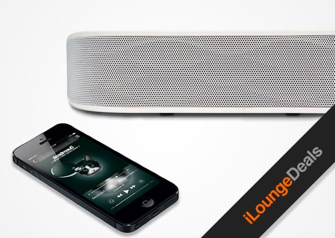 Daily Deal: Save over 75% on the Panorama Bluetooth Speaker