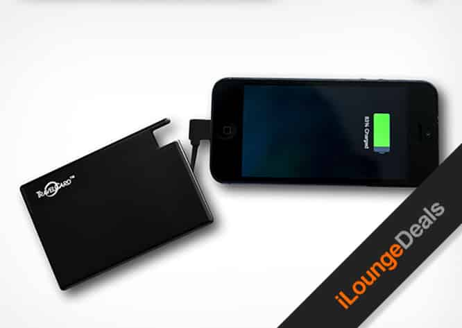 Daily Deal: Get the TravelCard Ultra-Slim Charger for only $29