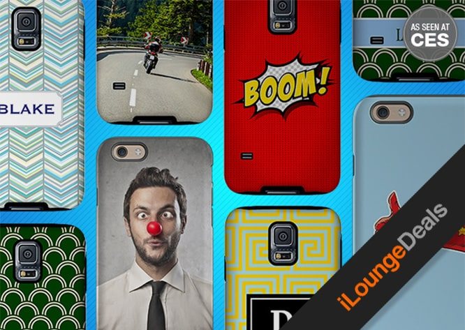 Daily Deal: 'The Case Studio' Customizable Smartphone & Tablet Cases