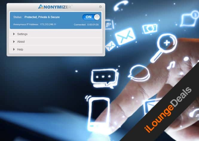 Daily Deal: Save Over 77% on Anonymizer Universal VPN's three-year subscription