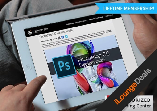 Daily Deal: Save 84% on a Lifetime Subscription to 5,000+ Adobe Training Videos