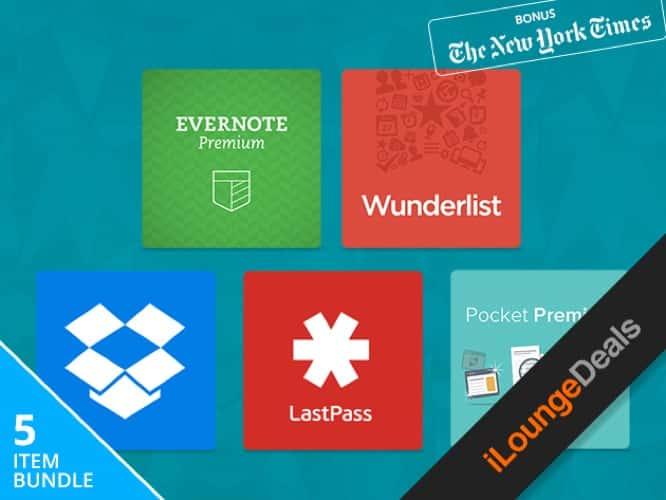 Daily Deal: Save 67% on The Five-Star Productivity Pack