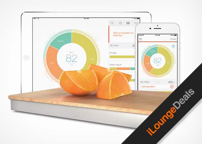 Daily Deal: Know what you eat with the iOS compatible Prep Pad