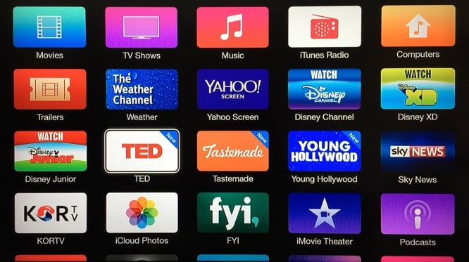 Apple adds Tastemade, TED, Young Hollywood channels to Apple TV