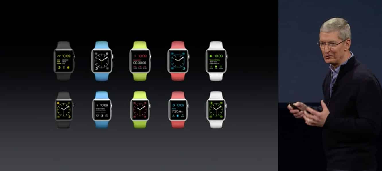 Apple Watch launches April 24; pre-orders on April 10th, prices starting at $349