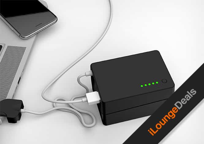 Daily Deal: BatteryBox MacBook & Mobile Device Charger