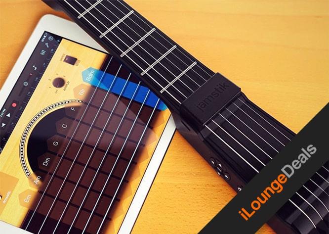 Daily Deal: Jamstik Wireless Smart Guitar