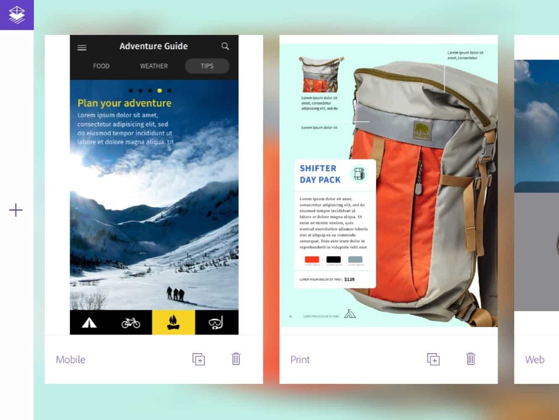 Adobe Comp CC, Adobe Slate, Office Lens, Riff, Evernote 7.7 + OmniFocus 2.1
