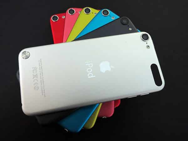 Apple planning to release new iPod touch later this year?