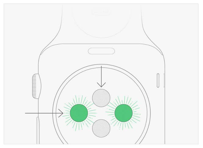 Details of Apple Watch's heart monitor, limitations released