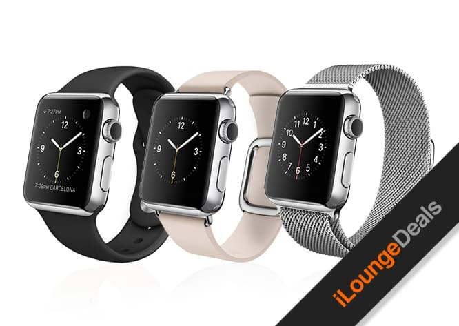 Daily Deal: Enter for a chance to win the Choose Your Own Apple Watch Giveaway