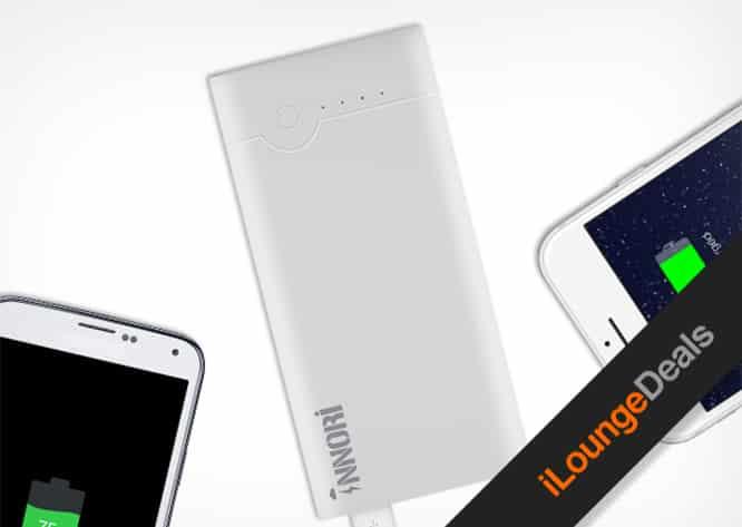 Daily Deal: Innori 22400mAh Portable Battery Pack
