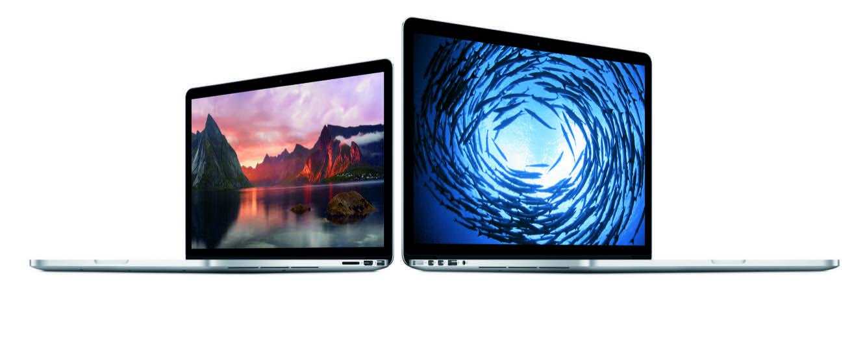 Apple 15-inch MacBook Pro with Retina Display (Mid-2015)