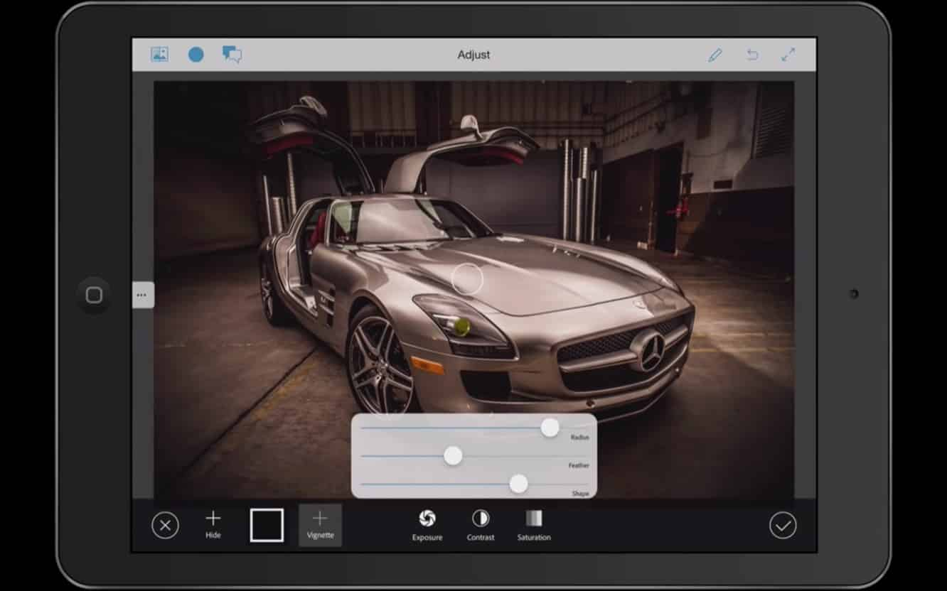Adobe dropping Photoshop Touch in favor of more focused apps