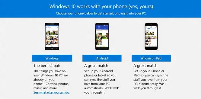 Microsoft confirms Cortana coming to iOS this year