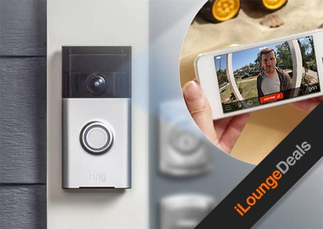 Daily Deal: 'Ring' Video Doorbell
