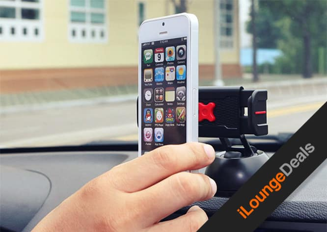 Daily Deal: 'ExoMount Touch' Universal Car Mount