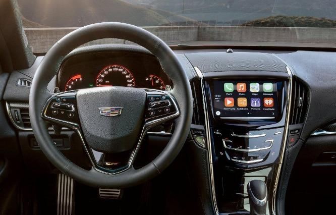 Cadillac adding Apple CarPlay to 2016 models
