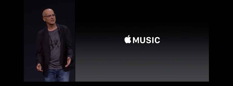 Apple announces Apple Music