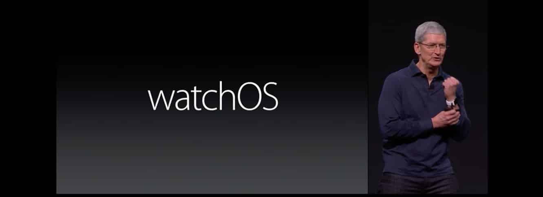 Apple announces watchOS 2 with native SDK