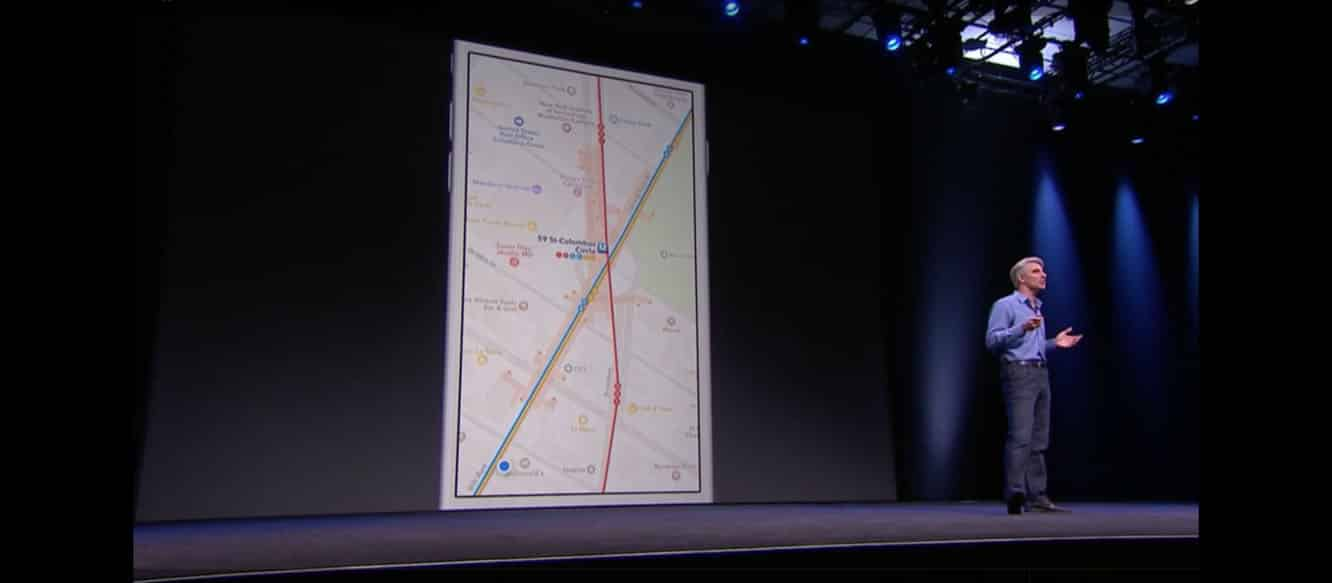 Apple Maps adds Transit directions in iOS 9